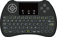 DroiX i9 RF 2.4 Mini Keyboard with Backlight for Android TV Devices HTPC PC PS 4