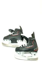 Easton EQ10 Synergy Ice Skates Boys Youth Size Y8 Hockey Skates Shoe Size US Y9