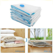 10Pcs 90x50cm Vacuum Storage Bag For Clothes Saving Bag Vaccum Pack Saver S247
