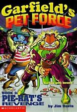 Pie-Rat's Revenge (Garfield's Pet Force), Teitelbaum, Michael S., Davis, Jim, 05