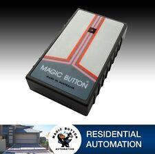 6 X Magic Button Remote FMT-401 12 Dip Switch Transmitter X1 Single Button