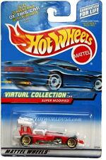 2000 Hot Wheels #158 Virtual Collection Super Modified