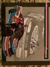 DAVE BLANEY AUTOGRAPH #93 AMOCO PONTIAC  1999 NASCAR BUSCH SERIES 8X10 PHOTO