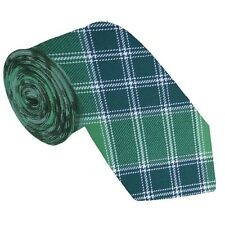 Men's 100% Lambswool Tartan Tie - MacDonald Lord of the Isles Ancient