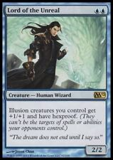 MTG 1x LORD OF THE UNREAL - M12 *Rare Human Wizard NM*
