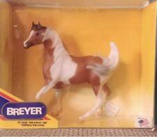 Breyer horse Model #700596 Breyerfest 1996 Tseminole Wind Pony Pinto