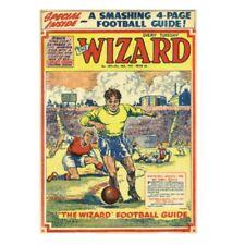"Classic Comics ""The Wizard Football Guide"" Fridge Magnet Metal Retro Vintage"
