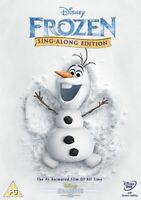 Frozen: Sing-along Edition DVD (2014) Chris Buck cert PG ***NEW*** Amazing Value