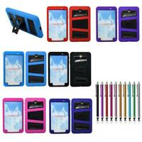 "For Samsung Galaxy Tab 4 7 8 10.1"" Tablet Heavy Duty Shockproof Stand Case Cover"