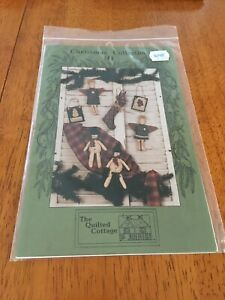 Christmas Collection III-Craft Sewing Pattern by The Quilted Cottage-Ornaments