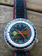 YEMA MEANGRAF 1969 FRENCH RACING WATCH