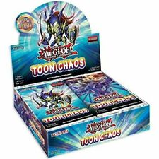 YuGiOh Chaos Impact Special Edition PackNew /& SealedTCG Booster Packs
