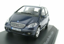 SCHUCO - Mercedes-Benz A-Class 2004 - W 169 - blue metalic - 1:43 Model Car W169