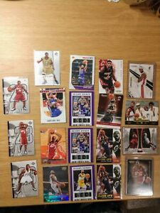 19 Card LeBron James Lot From 2006-2020🏀🇺🇸💯👊💥🔥😉
