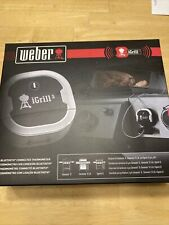 Weber IGrill 3 Digital Bluetooth Meat Thermometer-BRAND NEW!!