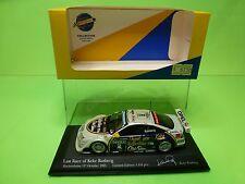 MINICHAMPS 954282 OPEL CALIBRA V6 - KEKE ROSBERG LAST RACE 1995 -1:43 - NMIB