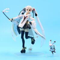 New in Box 14CM Hatsune Miku PVC Action Anime Figure Toy Figma 045