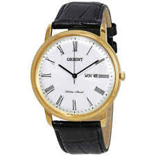 Orient Capital White Dial Men's Watch FUG1R007W6