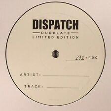 "AMOSS - Dispatch Dubplate Vinyl (12"") Drum And Bass. Dispatch"