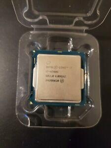 Intel Core i7-6700K Skylake Processor 4.0 GHz QuadCore LGA1151 BX80662I76700K