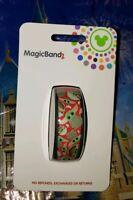 DISNEY PARKS Mandalorian The Child Baby Yoda RED Magicband Magic Band 2