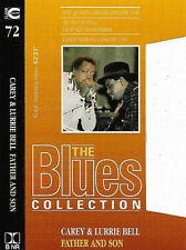 BLUES COLLECTION 72 CAREY BELL LURRIE BELL FATHER AND SON CASSETTE ALBUM ELECTRI