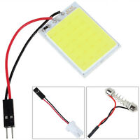 Vehicle T10 Interior 24 x SMD COB LED 4W  White Light  Panels Reading Lamp