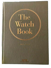 The Watch Book 2013-2014 Tourneau Hard Cover Limited Edition Coffee Table Book