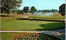 BETHESDA, MD Maryland   KENWOOD GOLF & COUNTRY CLUB  c1960s   Postcard