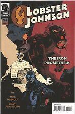 LOBSTER JOHNSON IRON PROMETHEUS #4 (2007) Back Issue (S)