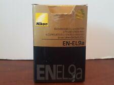 Nikon EN-EL9A Rechargeable Li-ion Battery Pack for the D3000 and D5000 #25377