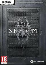 The Elder Scrolls V 5 Skyrim Legendary Edition PC DVD Game