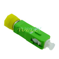 FC PC Female to SC APC Male Fiber Optic Adapter Hybrid adapter
