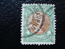 PAYS-BAS - timbre - Yvert et Tellier n° 44 obl (A2) stamp netherlands