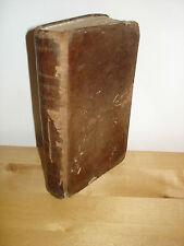 Instructions et prières chrétiennes - Chardon  1841