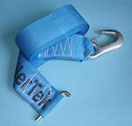 50 mm x 5 mtr Hand Winch Strap With Winch Hook