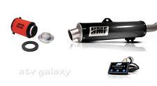HMF Performance BLACK Full Exhaust + EFI+ Uni Filter Can am Outlander 800 XMR 11