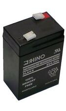 Rhino 6 V Rechargeable Batteries for sale | eBay