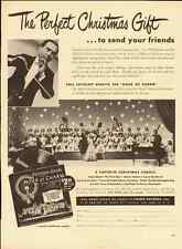 1940 vintage ad for Christmas Album from Radio's 'Hour of Charm' -090112