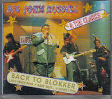 Big John Russel&The Clarks-Back To Blokker cd maxi single