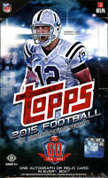 2015 Topps Football - Pick A Player - Cards 1-250