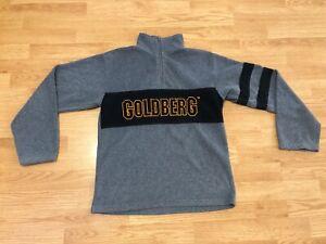 Vintage GOLDBERG Wrestling Sweater Pullover WCW WWF NWO ECW Youth Large 16/18