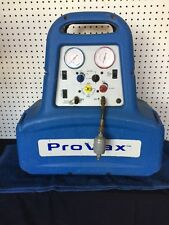 Pro Vax Refrigerant Recovery/Evacuation System