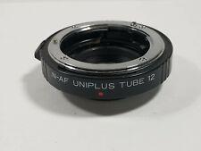 Kenko N-AF UNIPLUS Tube 12 for Nikon Autofocus
