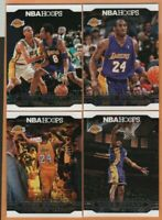 2017/18 Hoops Basketball - Career Tribute - 10 Card Set - Kobe Bryant - Lakers