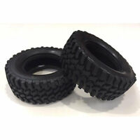 TAMIYA 54735 Mud Block Tires/Tyres (CC-01) (2 Pcs.) (Pajero/Jeep/Land Cruiser)