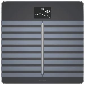 NEW Withings WBS04BLACKNAU Body Cardio Wi-Fi Scale (Black)