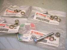 4x New original Yamaha XT 500 bolts lower Steering Head bracket Fork triple Tree