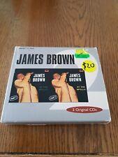 James Brown at the Apollo 2 original cd's box set