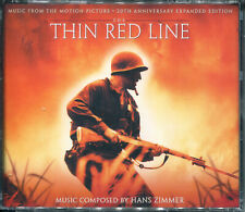 Hans Zimmer THE THIN RED LINE 4-CD 20th Anniversary EXPANDED EDITION Limited BOX